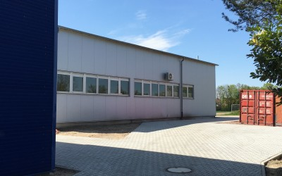 OFTEC bezieht weitere Halle am Standort Hagenbach