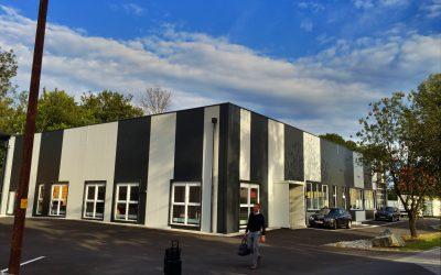 Ebbinghaus Styria Coating erhält weitere Halle am Standort Graz