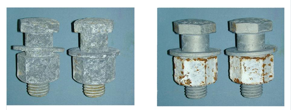 Salzsprühtests zeigen hohe Korrosionsbeständigkeit