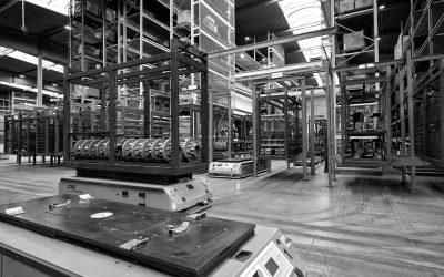 KTL-Beschichtungen für große, schwere Bauteile