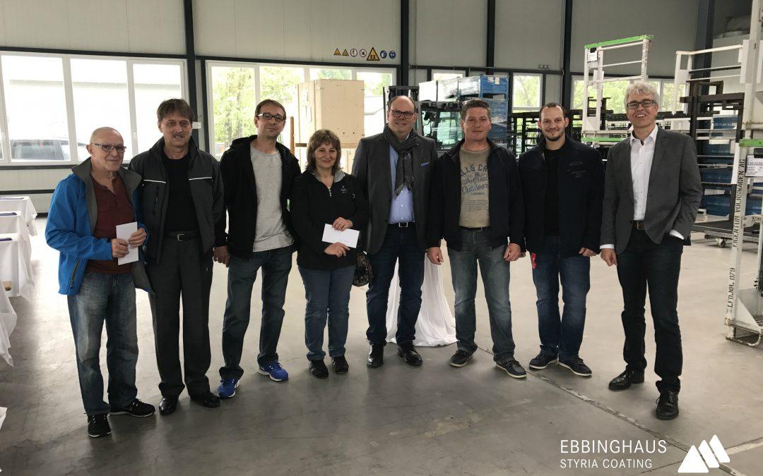10 Jahre Ebbinghaus Styria Coating